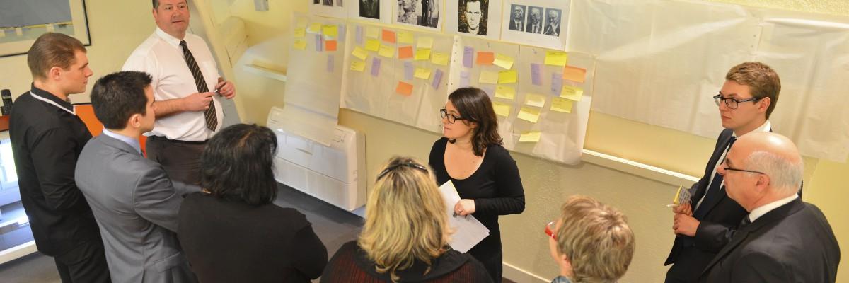 2ème réunion de collaborateurs, Carla, Castres, 18 février 2014  - Photo: Laboratoires Pierre Fabre 2014, Damien Cabrol